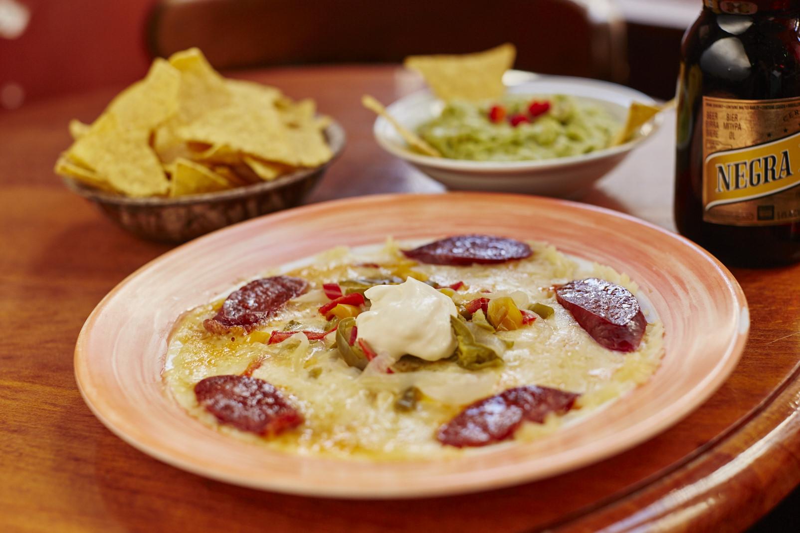 Formule déjeuner à la Perla, bar mexicain Paris