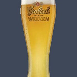 La bière Grolsch Weizen à La Perla Bar Paris, pression click & collect