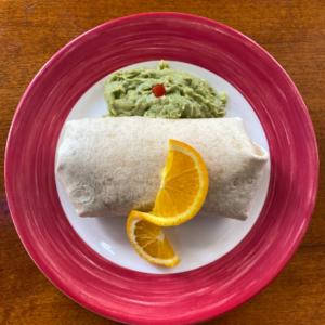 chile burrito